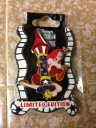 One of my favorite Jessica pins - the 2013 July 4th pin from Disney Soda Fountain