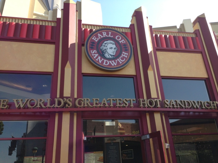 Created by the actual descendants of the original Earl of Sandwich.