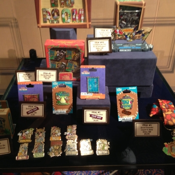 An overview of the pins available at the exclusive pin event for Enchanted Tiki Room. Often exclusive pins are now wrapped into bigger events that encompass many favorite Disney collecting passions