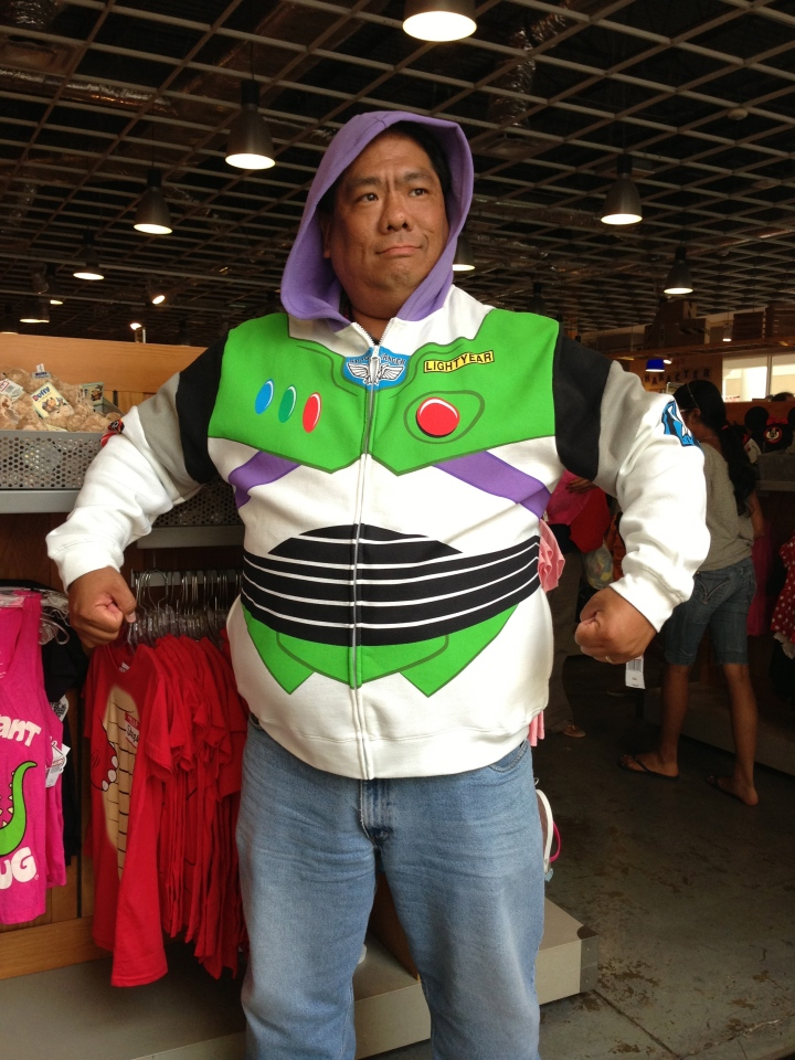 To infinity...and beyond!