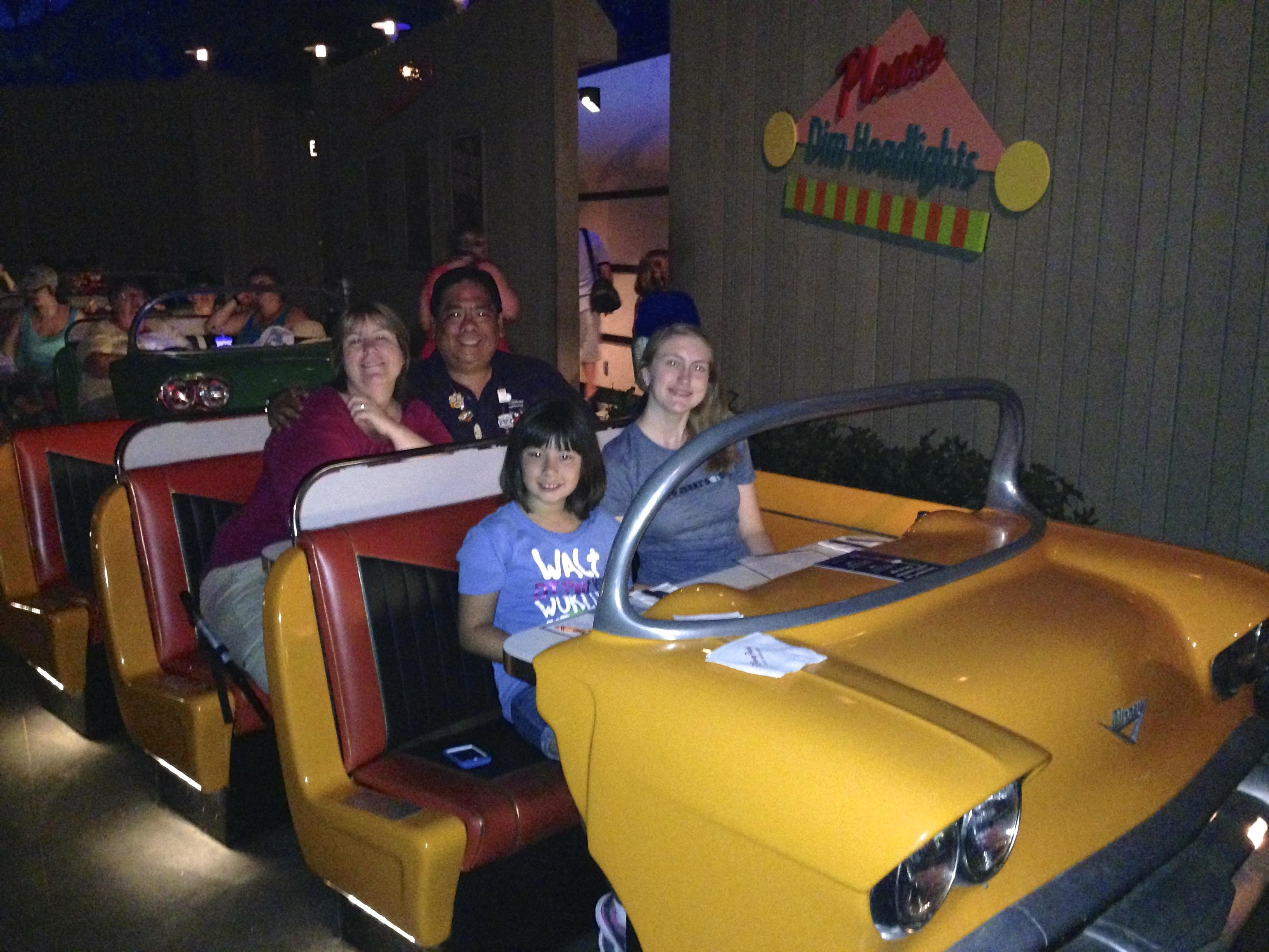 Disney Foodie Spotlight Sci Fi Dine In Theater At Disney