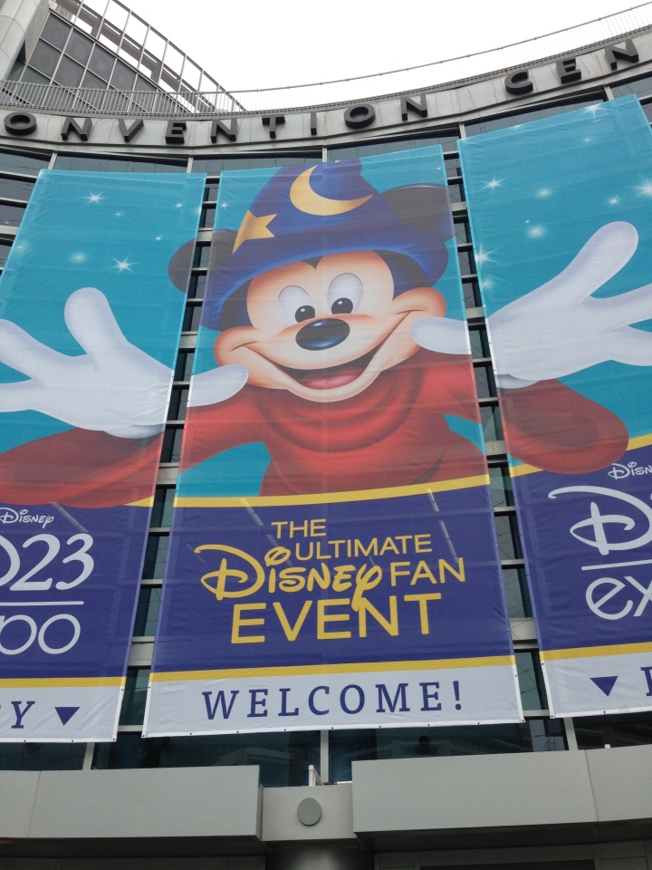 Welcome to D23 Expo 2013!