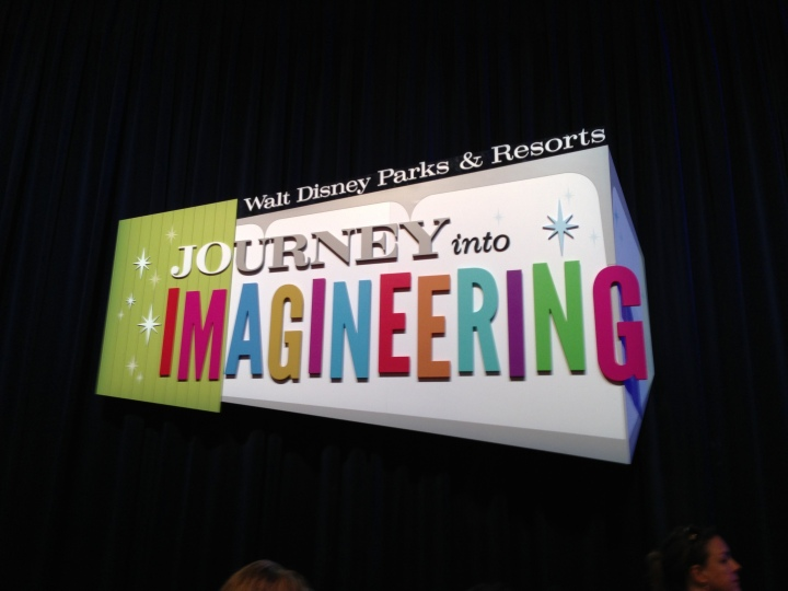 Journey Into Imagineering logo