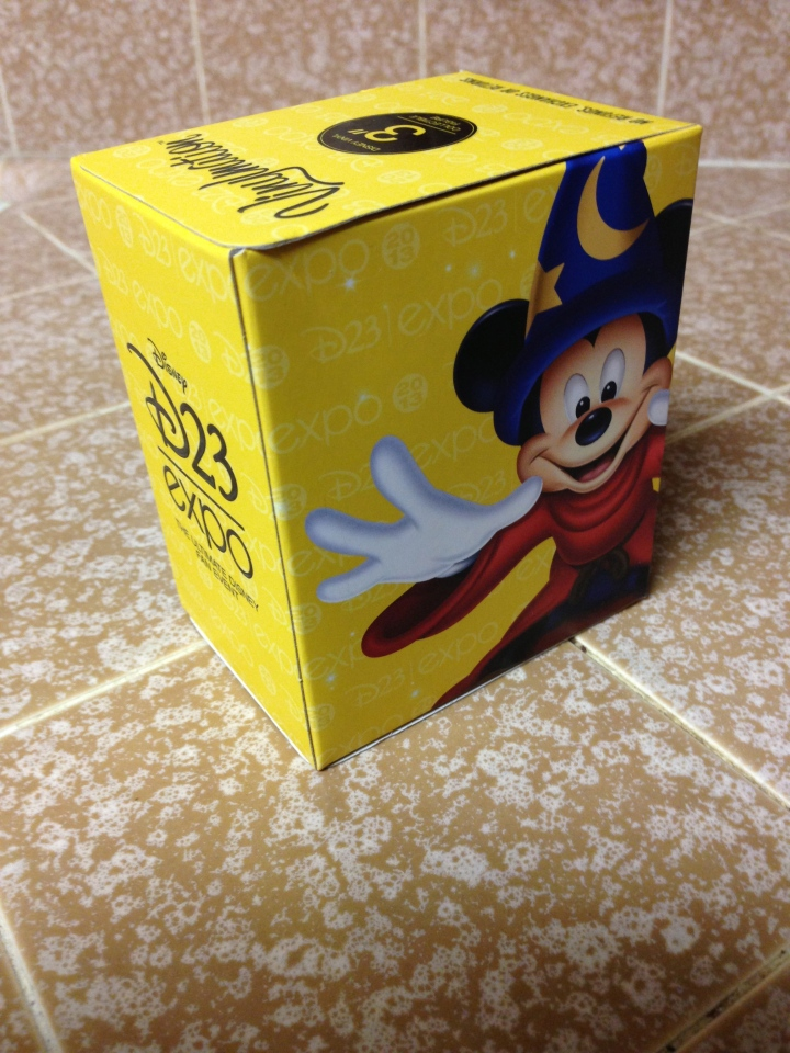 Vinylmation blind box exclusive to the D23 Expo 2013