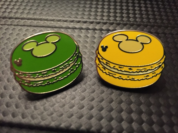 Unfortunately, Hidden Mickey pins are the most commonly forged pins out there. These are authentic, but most pins on cast lanyards and pin boards are not.