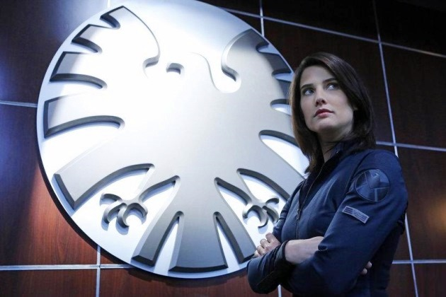 Cobie Smulders returns as Agent Maria Hill