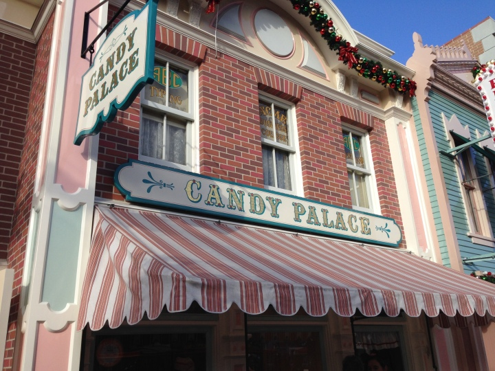 Candy Palace, one of only two places you can get these holiday specialties