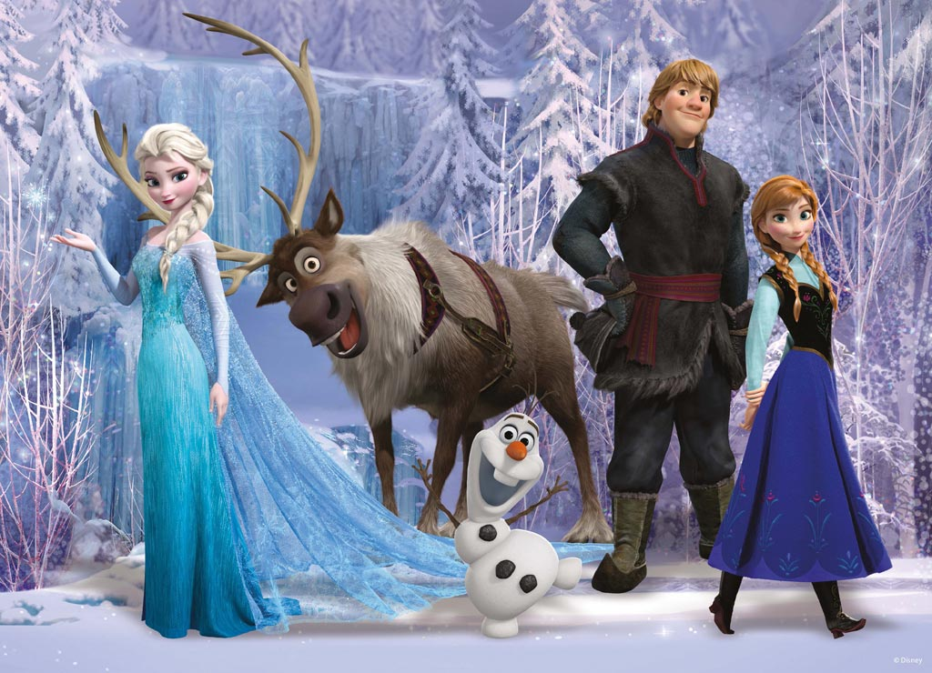 Inspiring Videos Of The Hit Song From The Movie Frozen