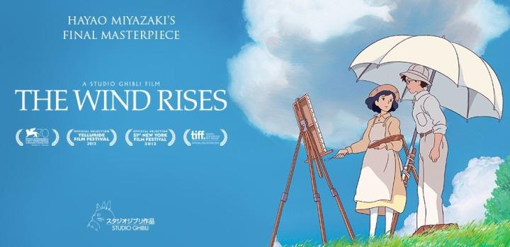 The Wind Rises from Hayao Miyazaki