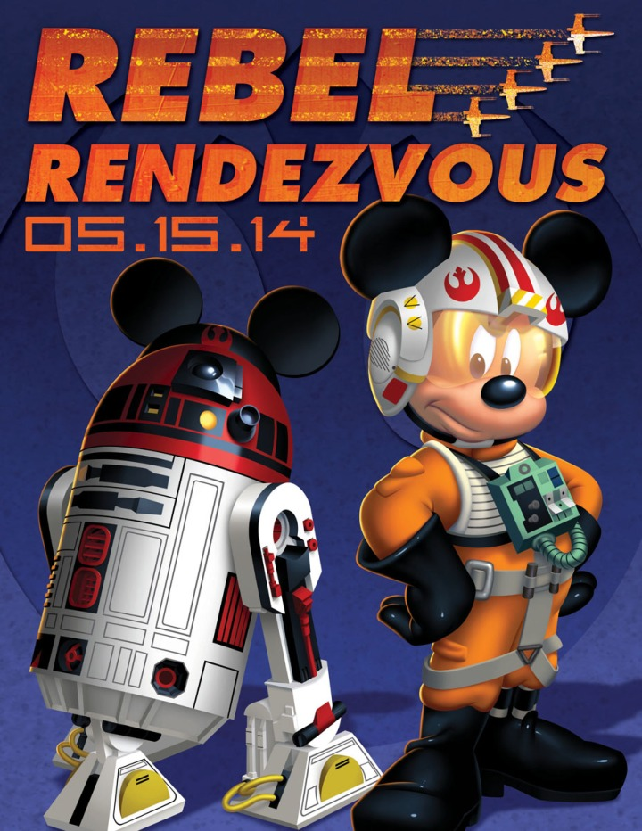 Rebel Rendezvous launching Star Wars Weekends at WDW