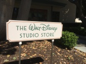The Walt Disney Studio Store is a Disney Store with exclusive studio merchandise!