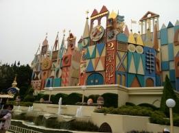 Tokyo Disneyland's Small World facade