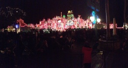 It's A Small World Holiday at Disneyland - the most spectacular of all the parks worldwide