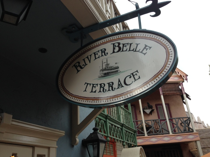 The River Belle Terrace - Adventureland entrance