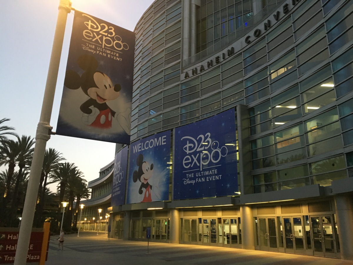 To Sorcerer's Package or Not to Sorcerer's Package - D23 Expo
