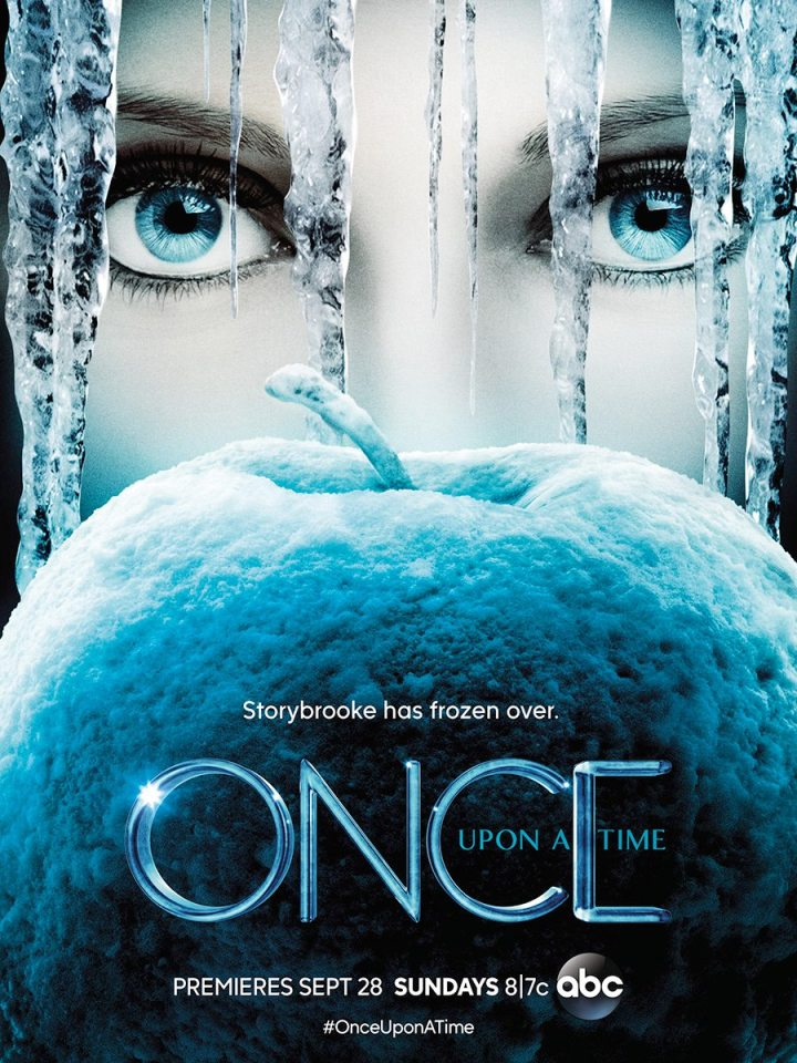 Storybrooke gets Frozen