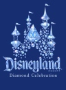 Disneyland's official 60th anniversary logo