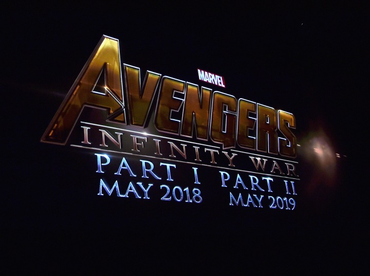 Avengers: Infinity War - a two-part movie event