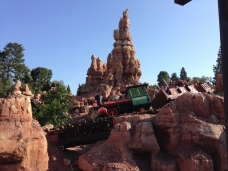 Big Thunder Mountain rides again!