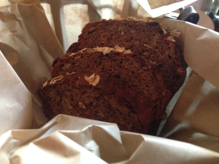 My favorite - soda bread