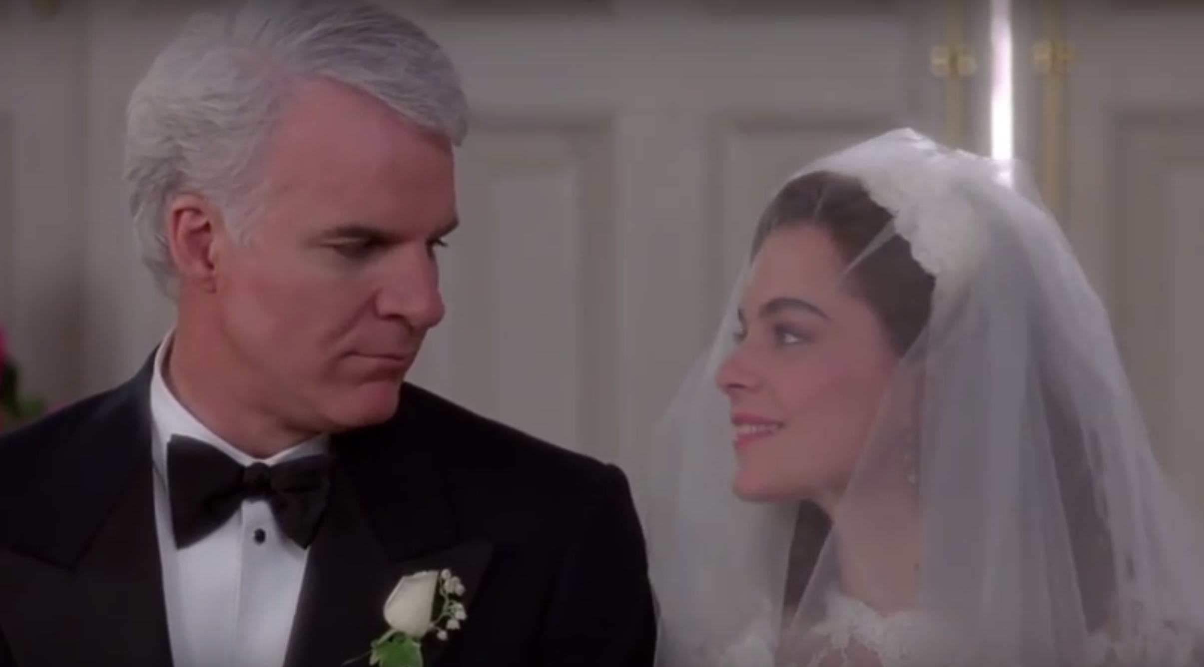The Dad We All Hope To Be (Father of the Bride 1991 Review)