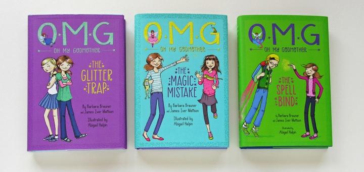 All three OMG books - all worthwhile, terrific reading