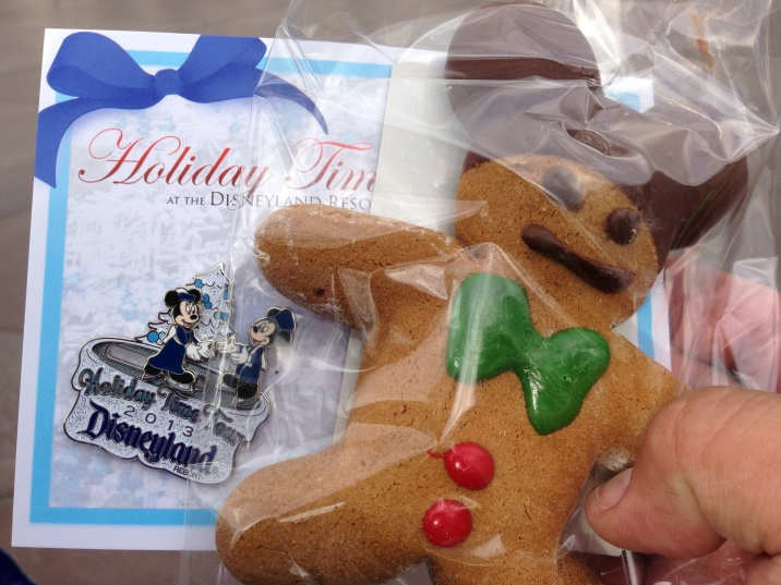 Special holiday treats on the tour are part of the fun
