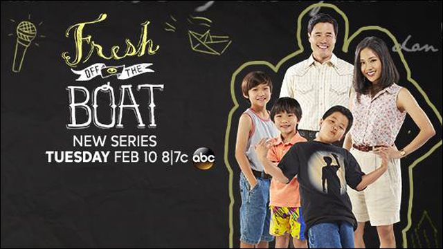 Fresh Off the Boat - ABC's new hit comedy