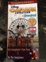 The front cover of The Imagineering Field Guide to Disney California Adventure