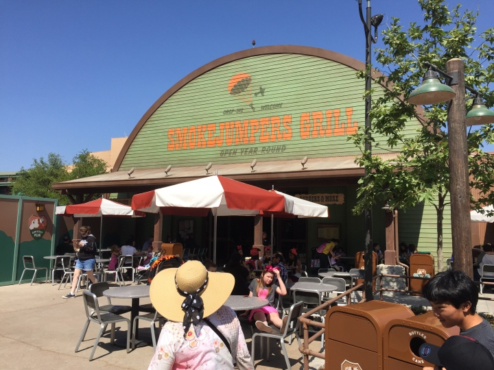 Smokejumpers Grill offers a sneak peek at the new Grizzly Peak expansion