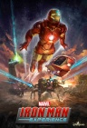 Iron Man Experience poster from Disney Park Blog