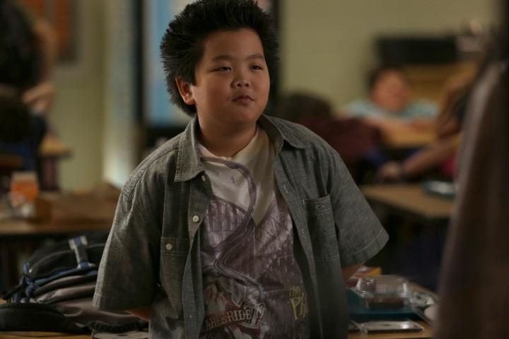 Jeff Yang's son Eddie, star of ABC's newest sitcom - Fresh Off the Boat