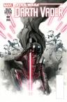 Alternate cover to Darth Vader #1