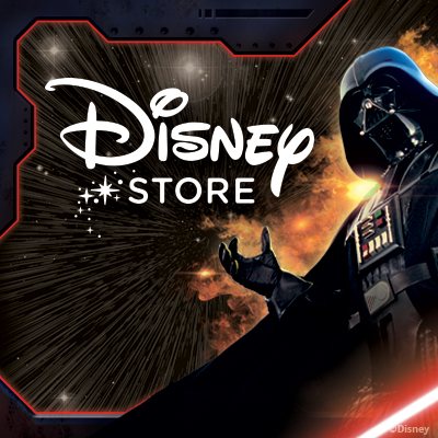 Disney Stores get into Star Wars Day