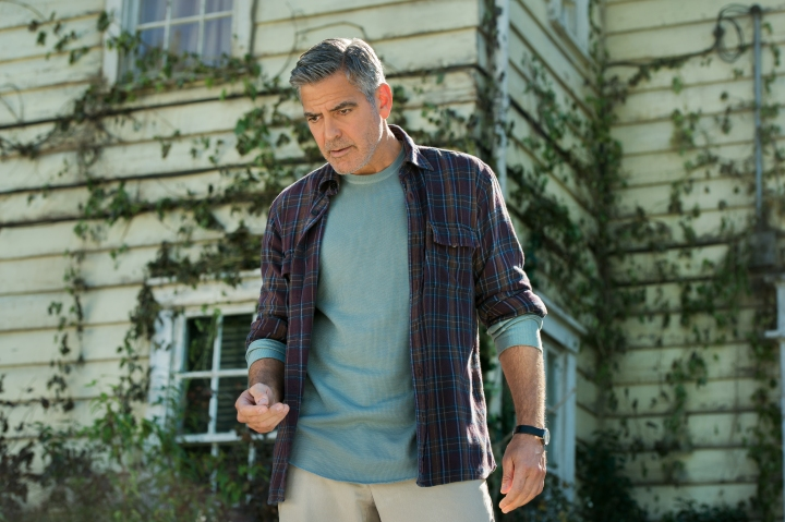 Disney's TOMORROWLAND..Frank Walker (George Clooney)..Ph: Kimberley French..©Disney 2015