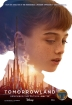 Tomorrowland poster featuring Athena played by Raffey Cassidy