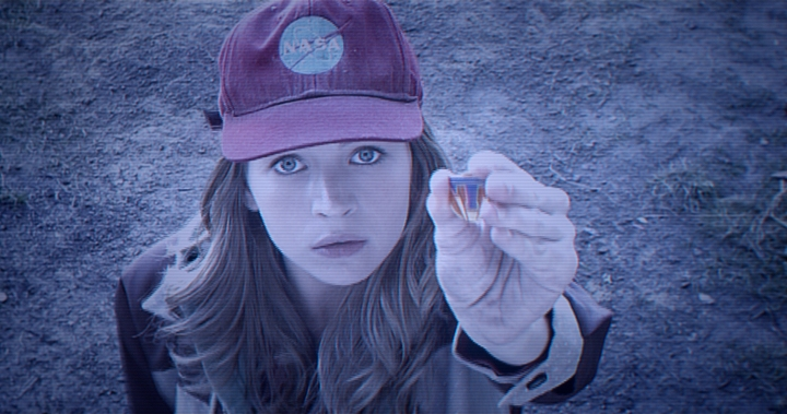 Disney's TOMORROWLAND...Casey (Britt Robertson) ..Ph: Film Frame..©Disney 2015