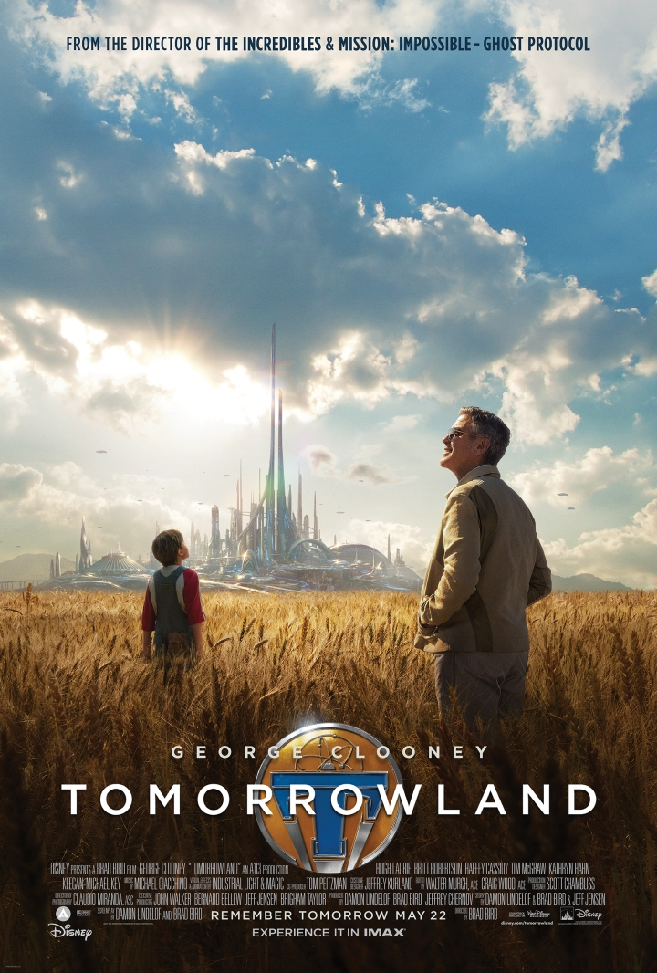 Official Tomorrowland poster
