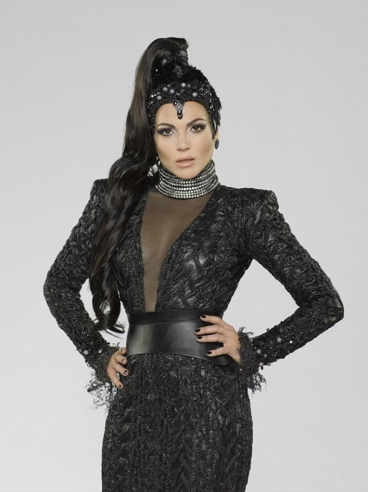 "ONCE UPON A TIME - ABC's ""Once Upon a Time"" stars Lana Parrilla as Evil Queen/Regina. (ABC/Bob D'Amico)"