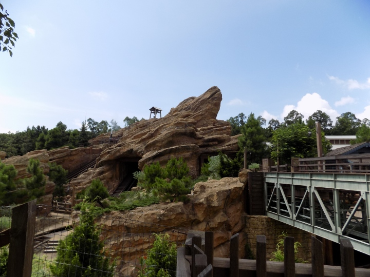 More than just Big Thunder Mountain in Hong Kong