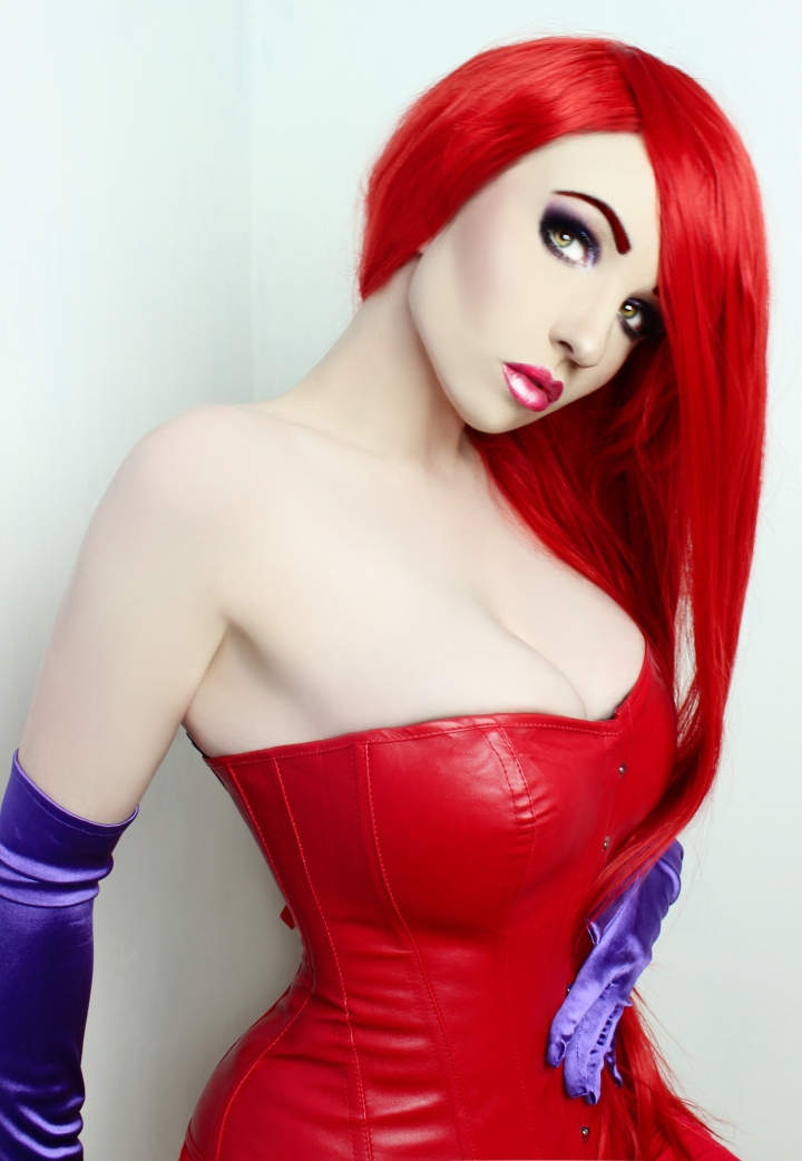 Ivy's classic interpretation of Jessica Rabbit