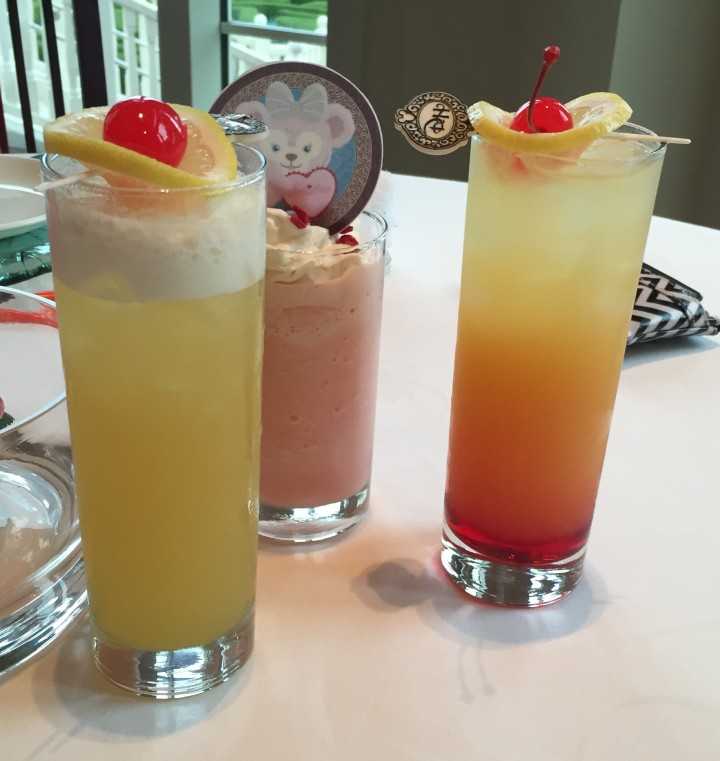 Both good for hydration and your taste buds! These yummy treats were refreshing and tasty from the hotel at dinner