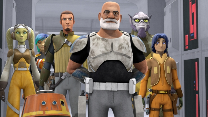 Captain Rex will play a role in season 2 of Star Wars Rebels