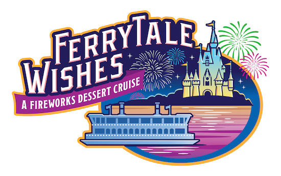 FerryTale Wishes Dessert Cruise logo - sounds yummy