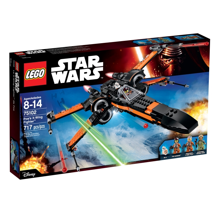 LEGO sets like this one are being released as part of Force Friday - availability may vary by store