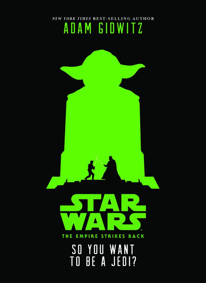 So You Want to Be A Jedi? - a retelling of the Star Wars movie, The Empire Strikes Back