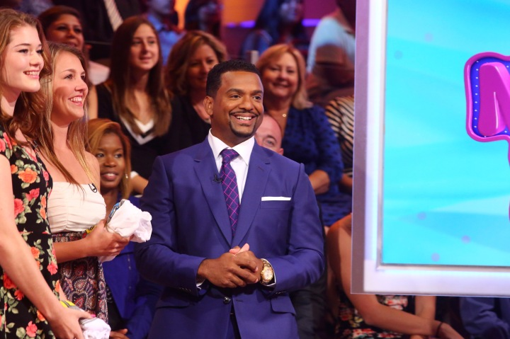 "AMERICA'S FUNNIEST HOME VIDEOS - ""Episode 2601"" -- (ABC/Michael Ansell) ALFONSO RIBEIRO"