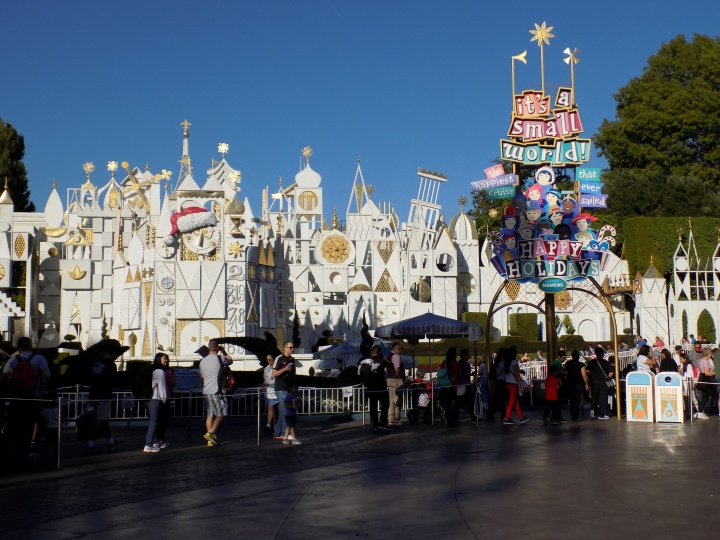 It's A Small World Holiday ready for 2015