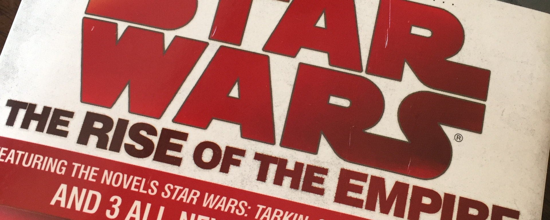 Star Wars The Rise Of The Empire Spoiler Free Book Review Disney Nerds