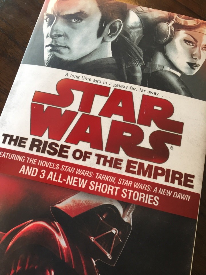 Star Wars: The Rise of the Empire brings together two great books plus additional material